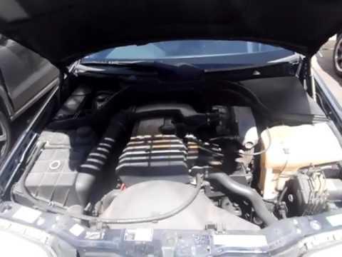 M19979 - MERCEDES BENZ W202 C200 M111.941 2.0L PETROL 4CYL SEDAN 1996 ENGINE TESTING