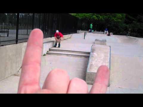 Spot Lawton Skatepark