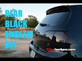 How To Install A Black Rear Badge On Your MK7 GTI Or Golf | EuroBadgez