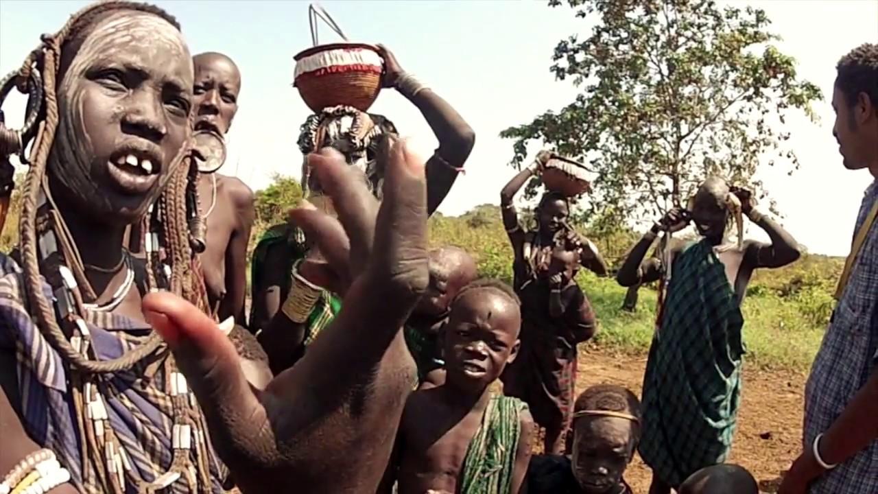 Племена африки фото #3