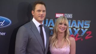 Guardians of the Galaxy Vol. 2 World Premiere Red Carpet