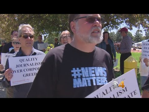 Denver Post Journalists Turn 'News Matter' Stance Into Protest