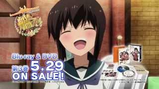 Blu-ray & DVD 第3巻 2015年5月29日発売決定! □Blu-ray限定版 発売日 2015/5/29 価格 7600円(税抜) □DVD限定版 発売日 2015/5/29 価格 6600円(税抜)...