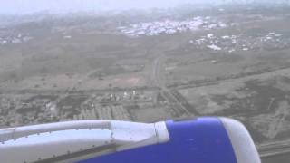 Delhi to Kolkata, Indigo flight 6E273 - early morning takeoff,sunny landing, and airport views !
