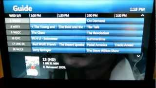 AT&T Uverse Review And TWC Rant