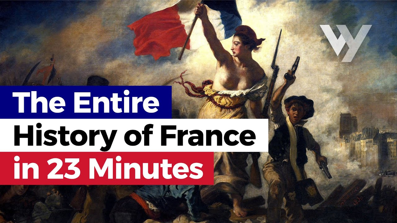 Download The Entire History of France in 23 Minutes