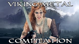 VIKING metal compilation folk black power metal