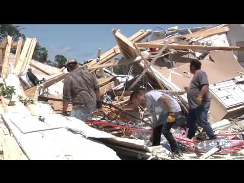 05/01/17 CANTON,TX TORNADO COVERAGE