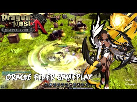 Dragon Nest Korea – Oracle Elder Gameplay