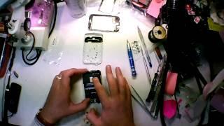 Замена тачскрина HTC Wildfire S