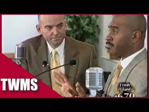 E17: Gay Pastor VS Pastor Gino Jennings IS IT GODS WILL FOR MEN TO MARRY MEN Part 1