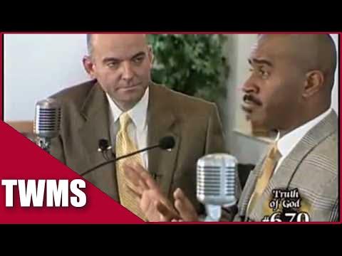 E17: Gay Pastor VS Pastor Gino Jennings IS IT GODS WILL FOR MEN TO MARRY MEN Part 1