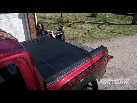 BAK Industries: Vortrak Retractable Truck Bed Cover