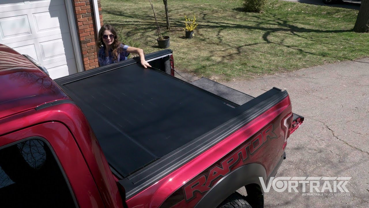 BAK Vortrak Truck Bed Covers Video