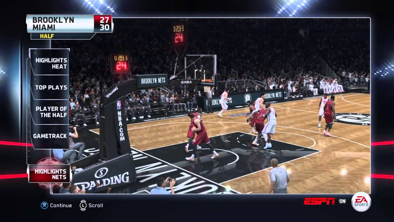 Nba 2014 miami heat vs brooklyn nets halftime show nba live 15