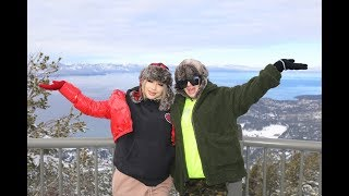 WE DID SOME CRAZY ACTIVITIES BEFORE LEAVING TAHOE