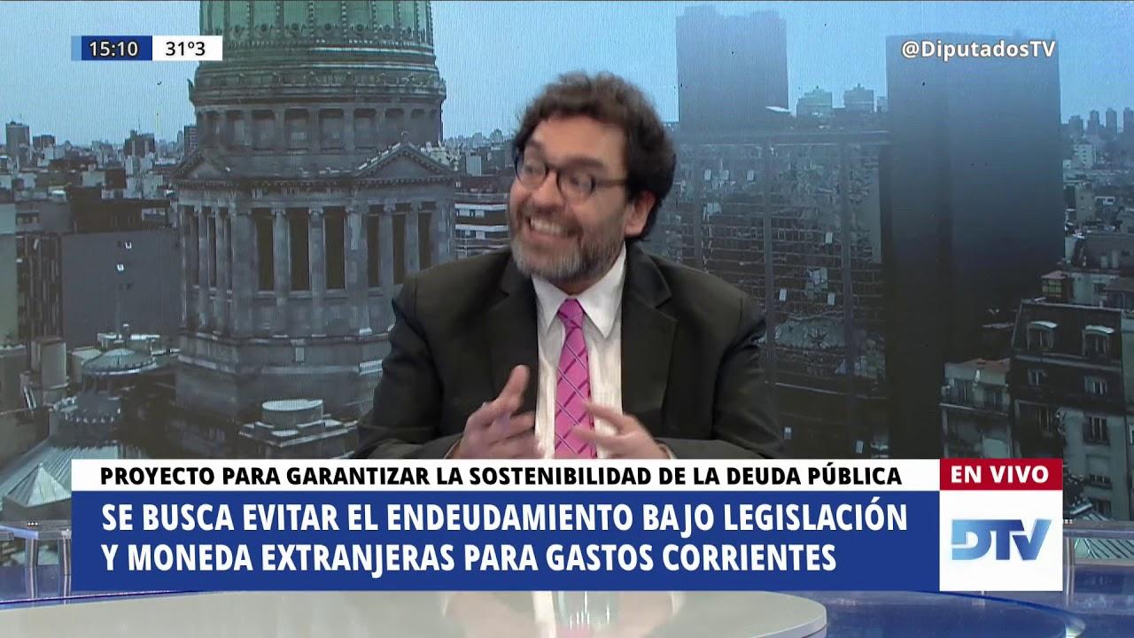 """DTV El Periodismo en el Congreso con Carlos """"Pato"""" Mendez - Programa 07/01/2021"""