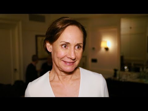 Laurie Metcalf & More Towering Talents Talk THREE TALL WOMEN on Opening Night