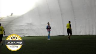 Maçın Golü Tuncer Akmeşe Freestyle