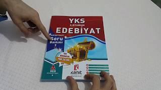 YKS 2. Oturum Edebiyat Hipertekst Soru Bankası Kanıt Yayınları