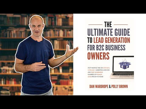 Our B2C Book | The Ultimate Guide To Lead Generation