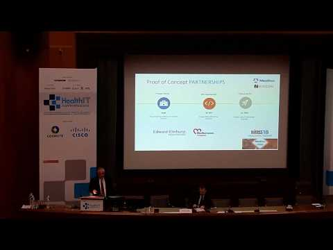 HealthIT Conference 2018, Athens Greece