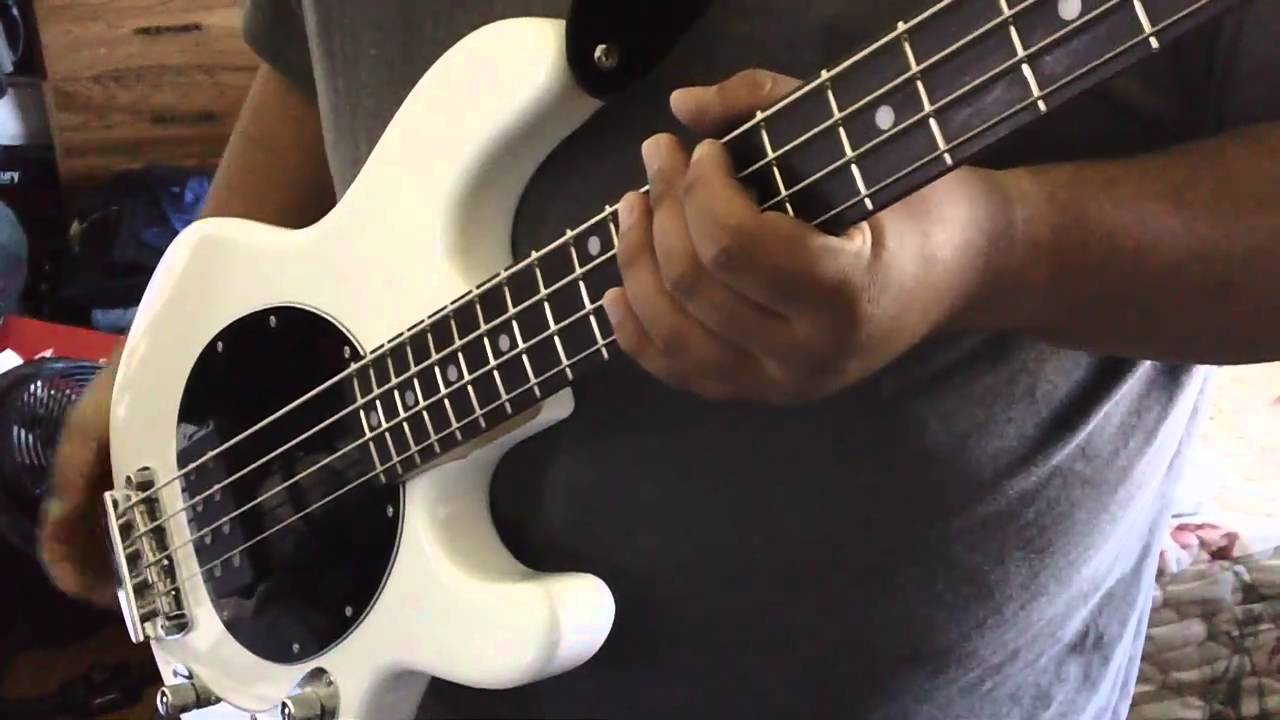 Sterling By Musicman Ray 34 Review Youtube
