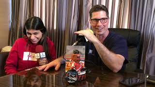Dr. Hockey Podcast -- Mia Khalifa Feels a Way About the NHL Rule Changes