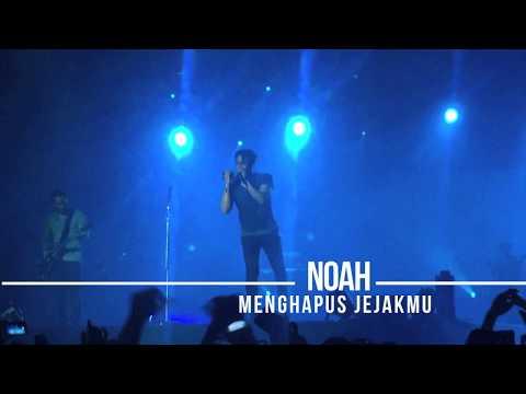 Noah - Menghapus Jejakmu | Noah Live In KL 2017