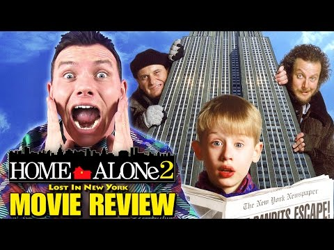 HOME ALONE 2: Lost in New York - Movie Review Mp3
