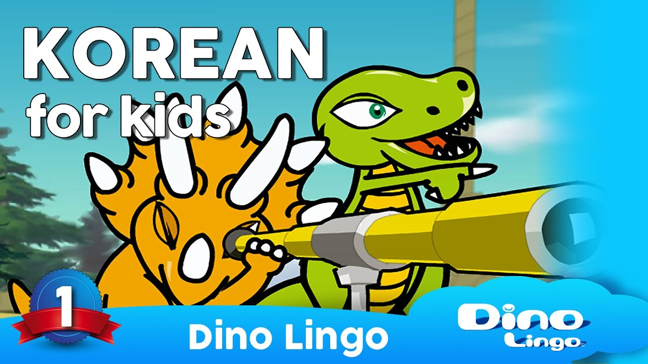 Korean for kids - Learn Korean for kids - Korean lessons for children