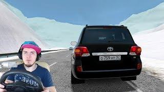 ЕДУ НА РАЗБОРКИ НА КРУЗАКЕ - City Car Driving + РУЛЬ