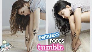 IMITANDO FOTOS TUMBLR | Luluca thumbnail