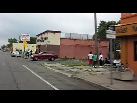 CRAZY DETROIT NEWS REPORTS / WEST SIDE HOOD