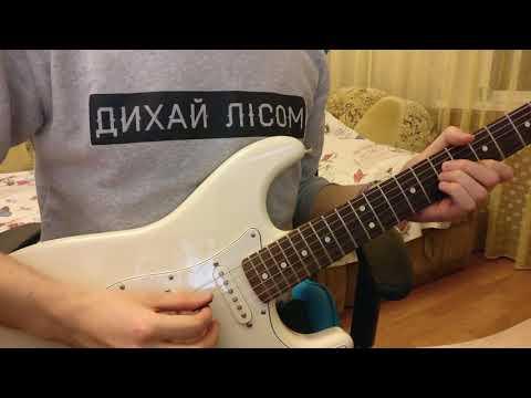 Gravity Falls Theme (Rock/Metal cover)
