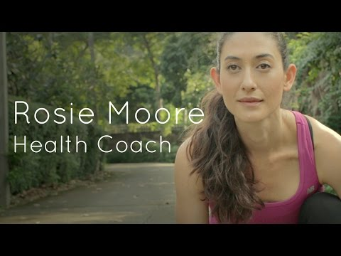 Meet Rosie Moore Health Coach | Fitness Nutrition Wellness