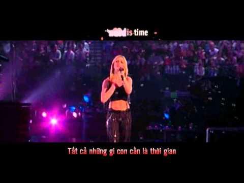 [BritneyVNST Vietsub+Kara] I'm Not A Girl Not Yet A Woman - Britney Spears [Las Vegas 2002]