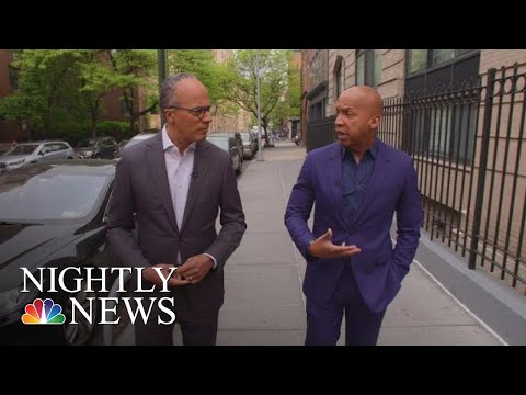 Lester Holt In Conversation With Criminal Justice Reformer Bryan Stevenson | NBC Nightly News