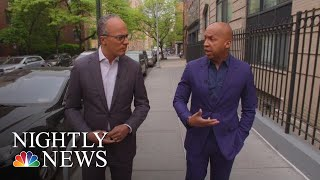 Lester Holt In Conversation With Criminal Justice Reformer Bryan Stevenson | NBC Nightly News