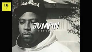 (free) Old School West Coast type beat x 90s hip hop instrumental | 'Jumpin'