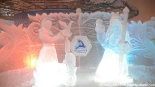 Автоэкскурс Вечерний Ханты-Мансийск 22декабря Мороз -45 как это было Ч.2(, 2016-12-24T09:32:00.000Z)