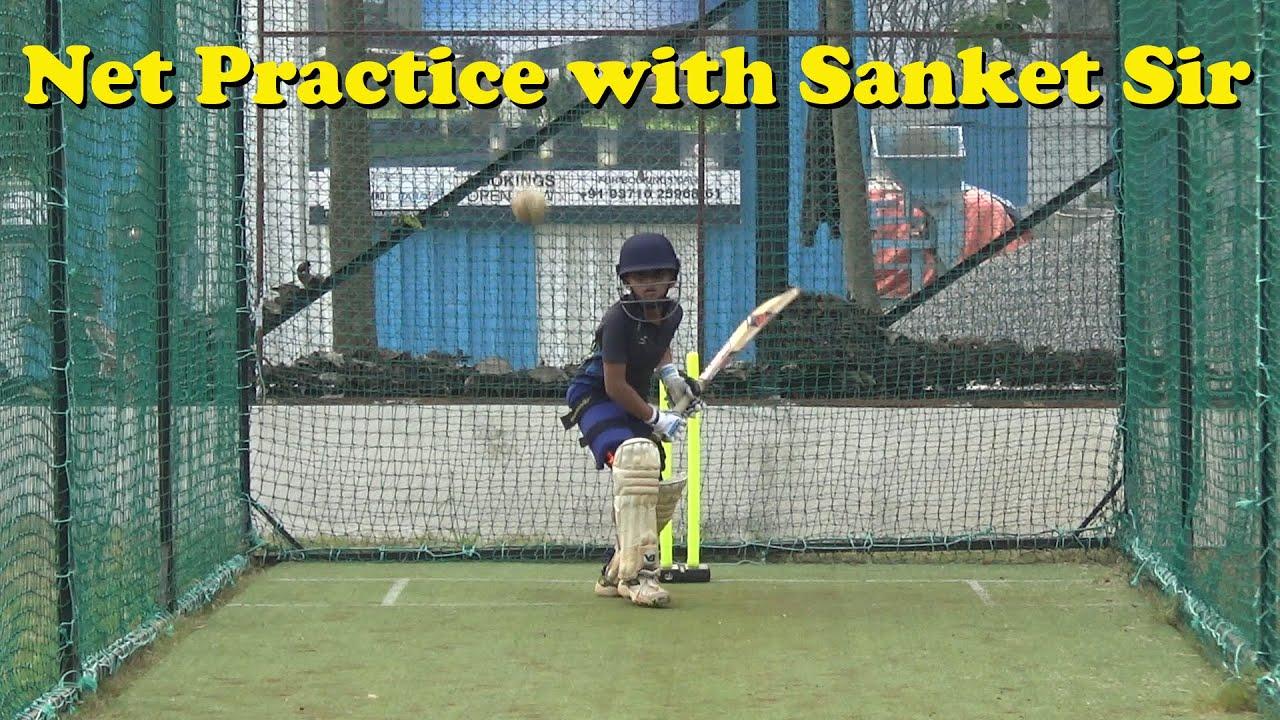 Net Practice With Sanket Sir