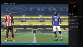 群雄割拠のプレミアリーグに殴り込む  FIFA17 サンダーランドキャリア実況  #2 thumbnail