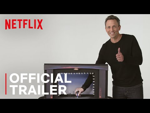 Seth Meyers Netflix Standup Special Trailer - Lobby Baby - Fake Toy