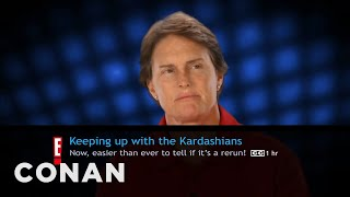 what conan s watching keeping up with the kardashians doctor who edition conan on tbs