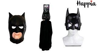 Маски Бэтмена / Обзор