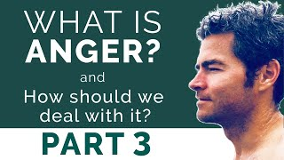 What Is Anger? And How Should We Deal With It? Part