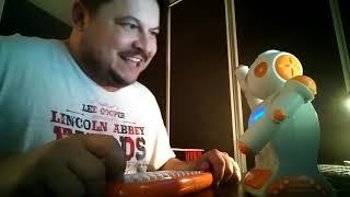 Mihai Bobonete vs robotul Florin