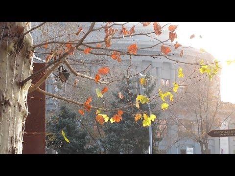 Yerevan, 03.12.17, Su, Video-1, (на рус.), просп. Маштоца, (ч.3).