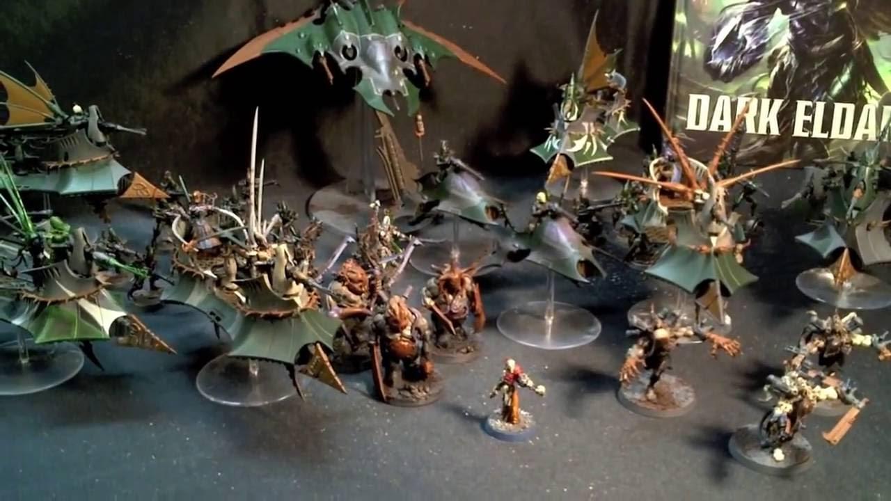 How to collect a warhammer 40k dark eldar basic army youtube how to collect a warhammer 40k dark eldar basic army publicscrutiny Image collections
